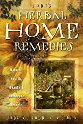 (JUDE'S HERBAL HOME REMEDIES: NATURAL HEALTH, BEAUTY & HOME-CARE SECRETS) BY Williams, Jude C.(Author)Paperback Sep-2002