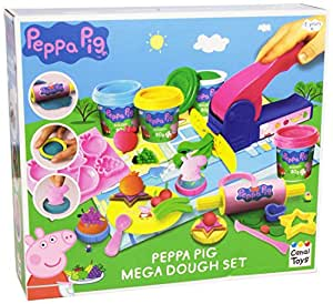 peppa pig p te modeler ensemble jeux et jouets. Black Bedroom Furniture Sets. Home Design Ideas