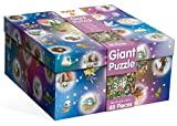 Lisciani - Puzzle de Suelo, 48 Piezas (47239)