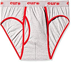 Euro Men's Cotton Brief (890397840052) (HANX BRIEF XL)