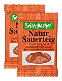 Seitenbacher Natur-sauerteig, flüssig, 10er Pack (10 x 150 g Packung= 10 x 2 x 75g)
