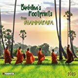Buddha's Footprints 2020 Mindful Edition: Buddhas Wege