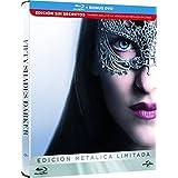 Cincuenta Sombras Más Oscuras - Edición Especial Metálica (BD + DVD Extras) - Edición Limitada