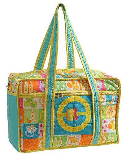 Yuga See Geschöpfe druckte wasserdichte Baby/Mädchen Kinderzimmer Reise Einkaufstasche Für Mütter Mehrfarben