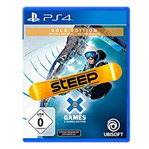 Steep X Games Gold Edition – [PlayStation 4]