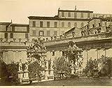 Palazzo Borghese C1890. /Ncourtyard Of The Palazzo Borghese Rome. Photograph C1890. Fine Art Print (60.96 x 91.44 cm)