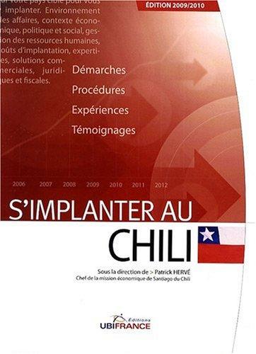 S'implanter au Chili