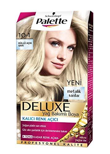 Palette Deluxe 10 1 Küllü Açık Sarı Saç Boyası Fiyatları