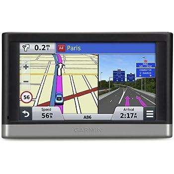 """Garmin NUVI 2497 LM - Navegador GPS de 4.3"""" (480x272, 2D, 3D, mapas de Europa general, USB), negro"""