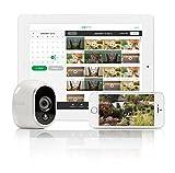 NETGEAR Arlo VMS3230-100EUS Smart Home 2 HD-Überwachung Kamera-Sicherheitssystem (100% kabellos, Indoor/Outdoor, Bewegungssensor, Nachtsicht) weiß - 8