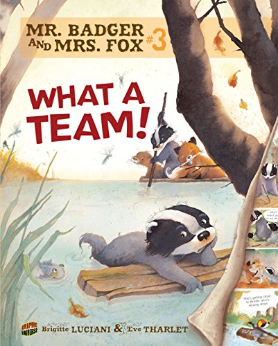 What a Team!: Book 3 (Mr. Badger and Mrs. Fox) (English Edition)