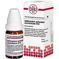 Antimonium Sulf. Aurant. D 12 Globuli 10 g preisvergleich bei billige-tabletten.eu