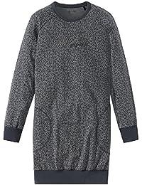 SCHIESSER Mädchen Mix /& Relax T-Shirt KATZE V-Ausschnit  140 152 164 176 Shirt