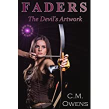The Devil's Artwork (Faders #1 Science fiction Romance) (Faders Trilogy) (English Edition)