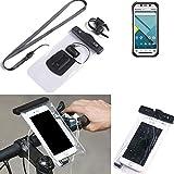 K-S-Trade® for Panasonic Toughpad FZ-N1 Bicycle Bracket