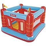 Bestway Château Gonflable Bouncetastic Fisher-Price pour Enfant