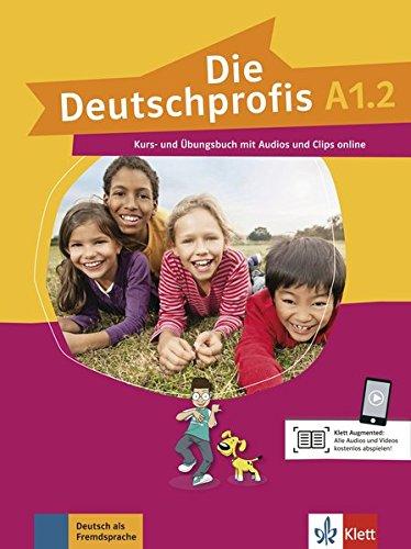 Die deutschprofis a1.2, libro del alumno y libro de ejercicios con audio y clips online