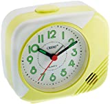 #9: Orpat Beep Alarm Clock (Yellow, TBB-207)