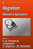 Magnetism: Materials and Applications