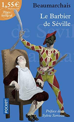 Le barbier de Seville (Pocket) por Pierre-Augustin Beaumarchais
