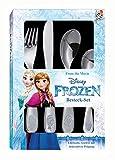 Frozen 4tlg. Edelstahlbesteckset im Geschenkkarton