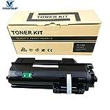 Kompatible Tonerkartusche TK1160 / TK-1160 Schwarz VICTORSTAR für Kyocera ECOSYS P2040dn P2040dw Laserdrucker