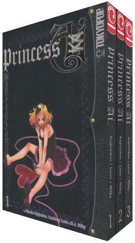 Princess Ai Boxed Set by Misaho Kujiradou (2006-10-10)