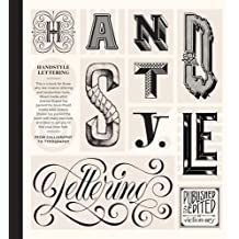 Handstyle lettering