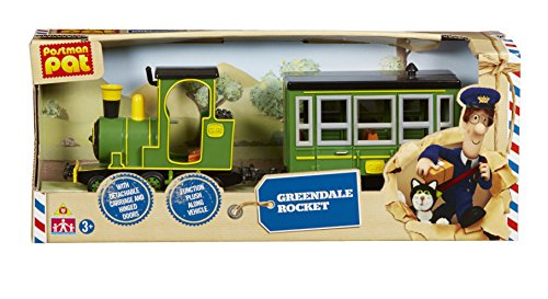 Image of Postman Pat Greendale Rocket Train