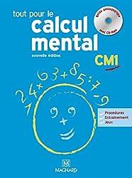 Tout pour le calcul mental CM1 (1Cédérom)