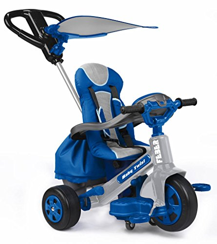 Tricycle Evolutif Feber Baby Twist 360°