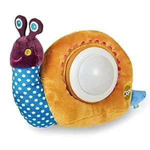 Oops Peluche - Veilleuse Happy Light Escargot