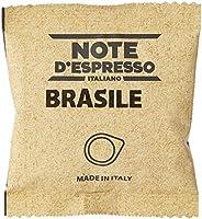 Note d'Espresso Brasile Coffee Paper Pods 7g x 150 Pods
