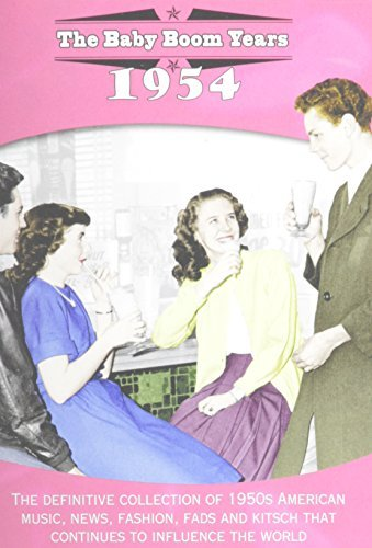 Baby Boom Years: 1954