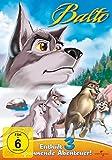 DVD Cover 'Balto - Enthält 3 spannende Abenteuer [3 DVDs]