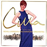 Cilla with the Royal Liverpool Philharmonic Orchestra