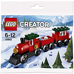 LEGO 30543Creator Tren navideño