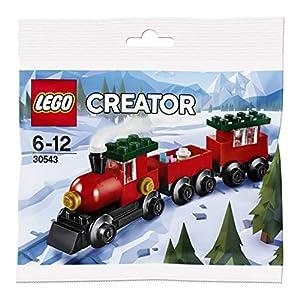 LEGO 30543 Creator - Carnevale natalizio, multicolore LEGO Creator 3-in-1 LEGO