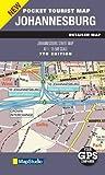 Johannesburg Pocket Map   1 : 17 500