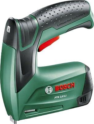 Bosch - PTK 3,6 LI – Grapadora