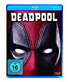 Deadpool 1 Blu-ray DVD
