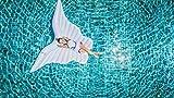 SS Boat Kayak Ali d'Angelo gonfiabili gonfiabili gonfiabili gonfiabili dell'Acqua del Giocattolo dell'Acqua del PVC dell'Acqua di Fila delle Ali di Angelo Pesca, Sport all'Aria Aperta, Spiaggia, Mare