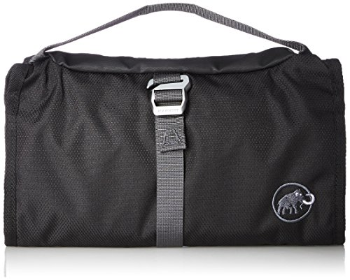 Mammut Kulturtasche Washbag Travel, Black, L (25 x 17 cm)