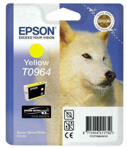 Preisvergleich Produktbild Epson T0964Tintenpatrone Original Gelb