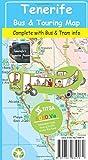 Tenerife Bus & Touring Map 2015