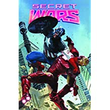 Secret wars 3 dell`otto variant