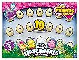 HATCHIMALS 6052338 Colleggtibles 18 Sammlerpackung, Gemischte Farben, Verschiedene