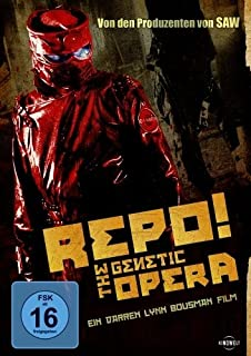 Repo! The Genetic Opera (OmU)