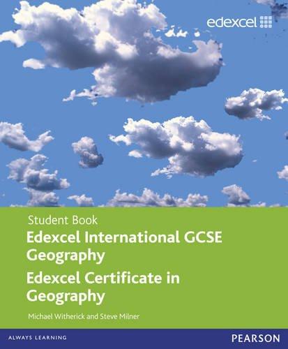 Edexel international GCSE geography student book. Con Revision guide. Per le Scuole superiori. Con CD. Con espansione online (Edexcel International GCSE)