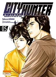 City Hunter Rebirth, tome 5 par Tsukasa Hojo